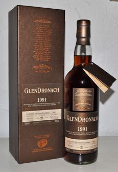 Glendronach 1991 Single Cask - 21 years old