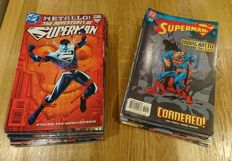 DC Comic - The Adventures Of Superman - x42 SC (1997/2002)