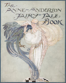 Grimm, Hans Andersen, etc. - The Anne Anderson Fairy-Tale Book - 1923