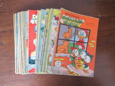 Donald Duck Weekblad - approx. 185 issues - sc - 1st edition (1953/1959)