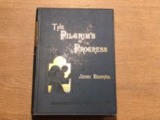 John Bunyan - The Pilgrim's Progress & The Holy War - ca. 1870/1828