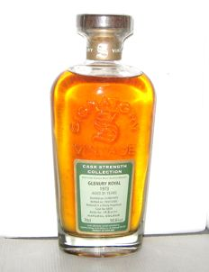 Glenury Royal 1973 31 years old - 70cl - 50,6% - Signatory Vintage - Only 211 bottles