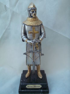 Piero Benzoni - French Crusader Soldier with Crossbow