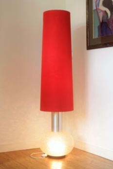 Designer unknown – Vintage floor lamp, 1960s