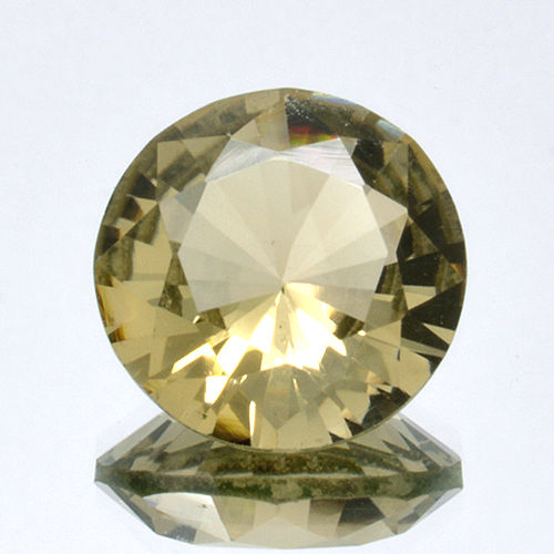 Greenish yellow citrine - 10.79 ct - No reserve price