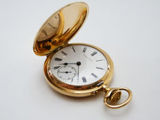 James Calame-Robert - Pocket watch - Circa 1900.
