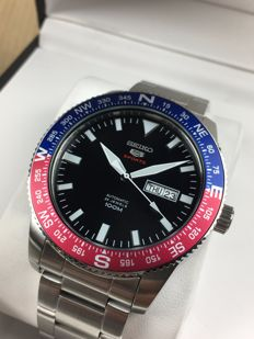Seiko 5 Sports automatic, reference: SRP661K1 - men's watch
