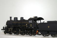 Liliput H0 - L 131999 - Steam locomotive with tender - NS serie 3505 - NS