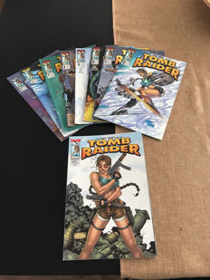 Top Cow - Tomb Raider Omnibus - Vol 1 (Includes Issues #1-4) + Standard Issues #5-12 - Dutch Language