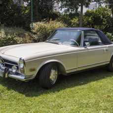 Mercedes-Benz - 280 SL (W113) - 1971