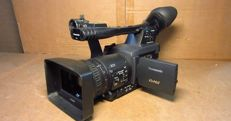 Panasonic AG-HPX170 high-definition camcorder (750 hours of recording)