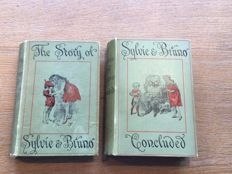 Lewis Carroll - The Story of Sylvie and Bruno & Sylvie and Bruno concluded - 1898/1904