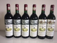 4x 1994 & 2x 1993 Chateau Siran, Margaux - 6 bottles total