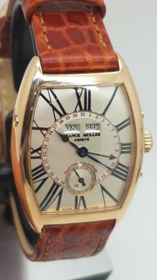 Franck Muller Master of Complication - Rose gold