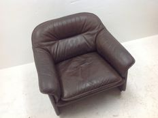 De Sede - leather armchair, model DS16