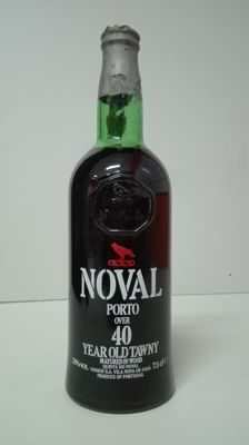 Over 40 Year Old Tawny Port Noval