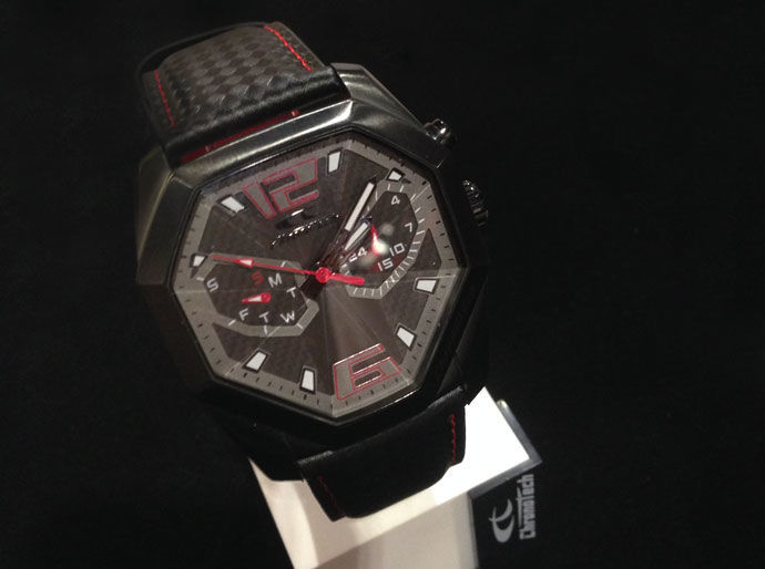 Chronotech - Cronografo Ego Special Black Red - Nuovo - Men - 2011 ...