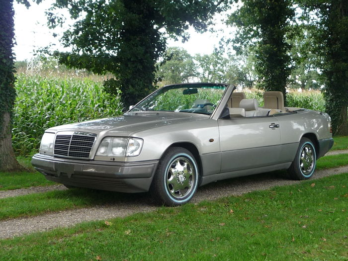 mercedes benz e320 convertible 1994 catawiki mercedes benz e320 convertible 1994