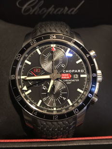 chopard miglia 1000 chronograph gmt limited edition 2012pcs