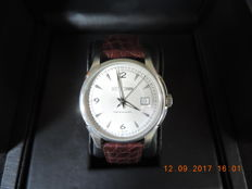 Automatic HAMILTON VIEWMATIC men's watch with original case and protective case