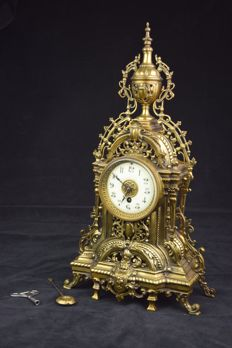 Lovely clock - France - 1st half of the 20th century