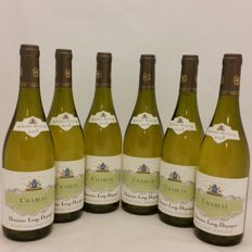 2013 Chablis Domaine Long-Depaquit  - Albert Bichot - 6 bottles