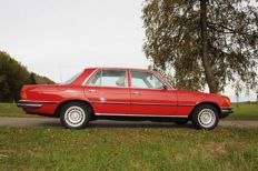 Mercedes Benz 280 S ( W116 ) Year of production: 1976