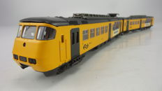 "Fleischmann H0 - 4470 - Two part electric train set ""Plan Y"", Sprinter of the NS"
