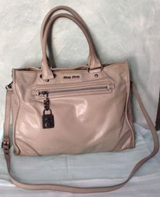 Miu Miu - Exclusive large bag