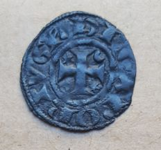 Portugal – Dinheiro – D. Dinis I (1279-1325) . Outstanding Condition