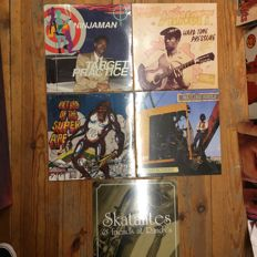 5 x Great Reggae Albums || Wailing Souls, Ninjaman and more || great collection!