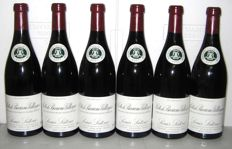 2007 Côte de Beaune Villages, Louis Latour – Lot of 6 bottles.