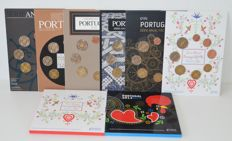 Portugal – Year packs 2005-2013 (8 in total)