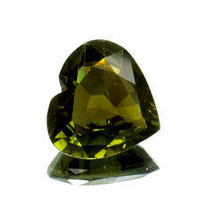 Green Verdelite Tourmaline - 2.30 ct