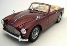 Whitebox - Scale 1/18 - Aston Martin DB 2/4 Mk3 - Red