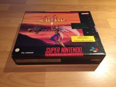 "Snes Big Box ""Lufia"" Fully Complete in very good condition."