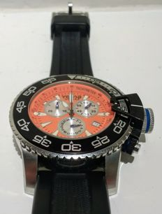 YEMA Men's Submarine Yachting Chronograph 300M