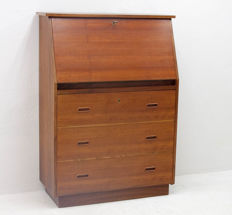 Unknown manufacturer - vintage secretary desk