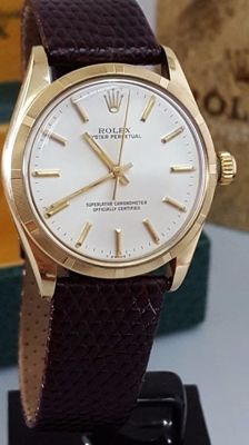 Rolex - OYSTER PERPETUAL - 1003 - Ανδρικά