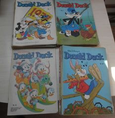 Donald Duck weekblad - 362 issues - 362xsc - 1st edition (1973/1979)