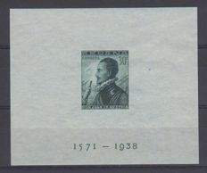 Spain 1938 - Don Juan d'Austria - Michel block 11B