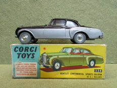 Corgi Toys - Scale 1/43 - Bentley Continental Sports Saloon by H.J. Mulliner No.224