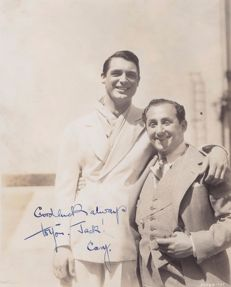 Cary Grant and Jack Powell - 1937