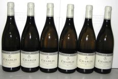 2015 Chablis - Domaine Bernard Defaix – Lot of 6 bottles