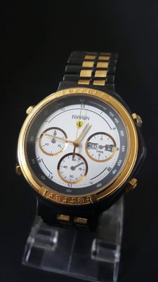 Ferrari by Cartier, Formula 1 sports, men's chronograph, 1993