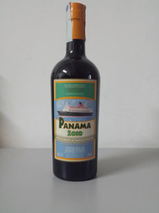 Rum Panama 2010 bottled in 2016 - Transcontinental Rum Line