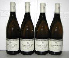 2015 Chablis 1° Cru Vaillons - Domaine Bernard Defaix – Lot of 4 bottles