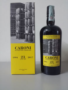 Rum Caroni 1994 - 23 Years by Velier