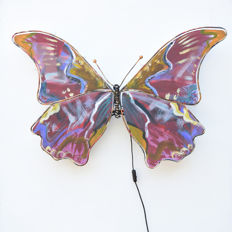 Michelangelo Monte -- Butterfly -- Wall light