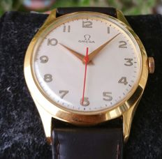 Omega Vintage Gold-plated 80 microns- Calibre 285 – from the year 1961